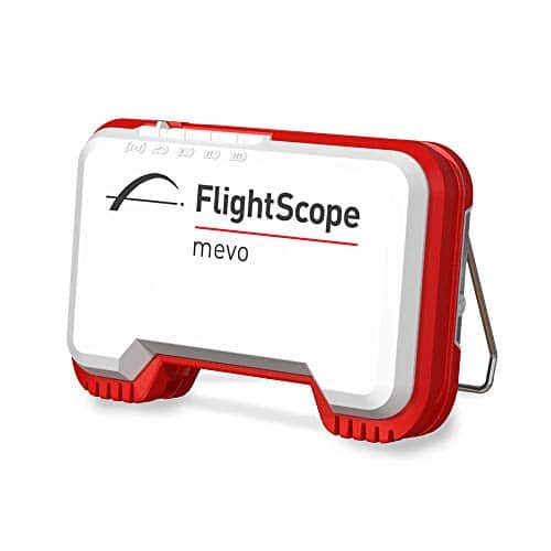 golf training aid FlightScope Mevo - Portable Personal Launch Monitor for Golf
