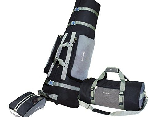 Reviews of the Best Golf Travel Bags