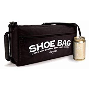 Shoe bag cooler