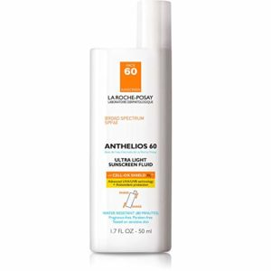 sunscreen for golfers La Roche-Posay Anthelios Ultra Light Sunscreen