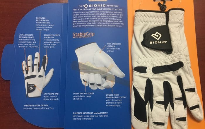 Bionic Golf Gloves Reviews