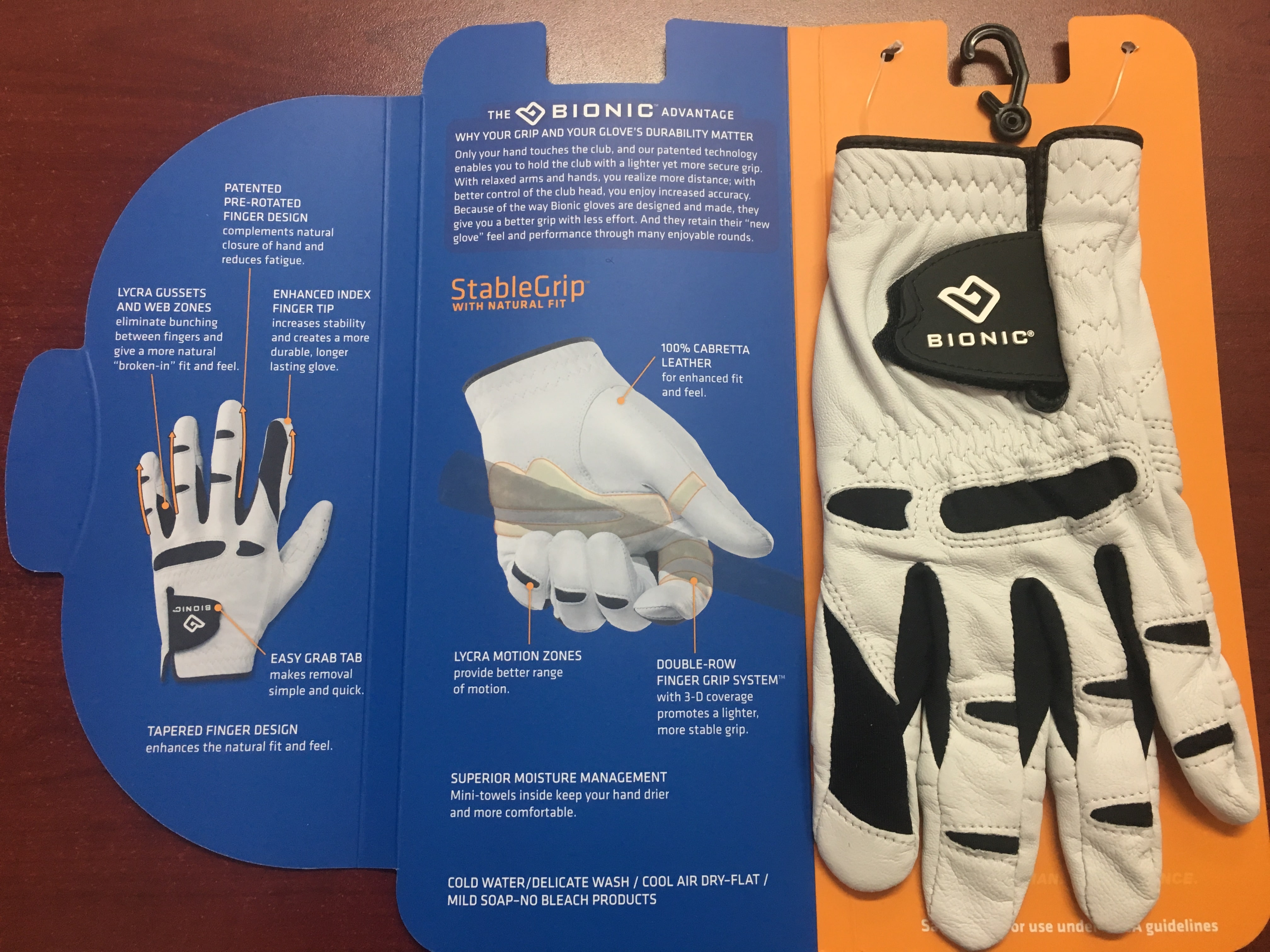 best service buy online good quality Bionic Golf Glove Review Best Gloves For Golf Grip