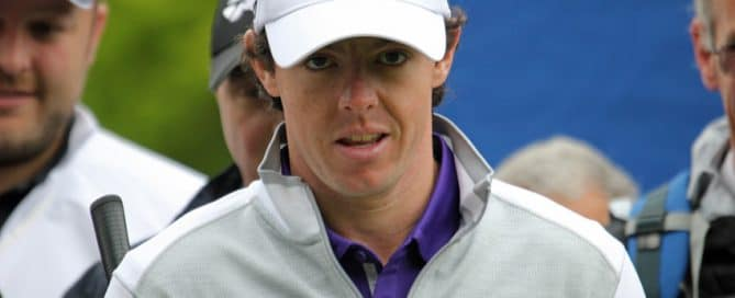 2019 Fed Ex Cup Champion Rory McIlroy