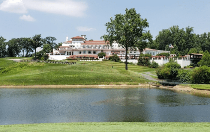 congressional country club Bethesda Maryland