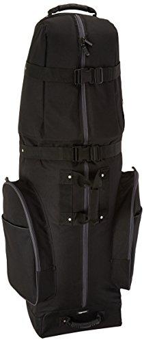 AmazonBasics Soft-Sided Golf Club Travel Bag Case With Wheels