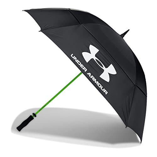 Under Armour Unisex-Adult Golf Umbrella Double Canopy 68-inch