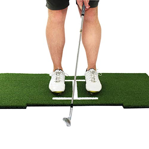 Rukket Standing Golf Hitting Grass Mat