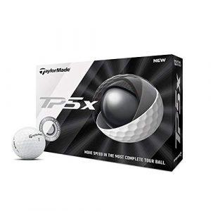 Taylor Made TPSx golf balls for Christmas