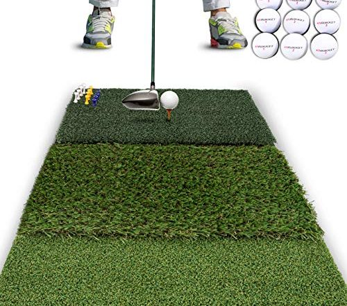 Golf hitting mat - Best, 2020, Review