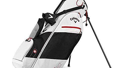 Lightest golf bag 2020