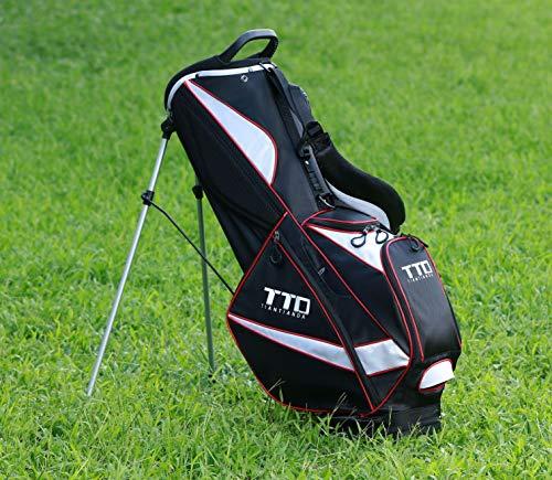 TTD TIANTIANDA Super Light Golf Stand Bag for Easy-Carry