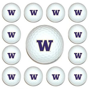 Team Golf NCAA Dozen Regulation Size Golf Balls
