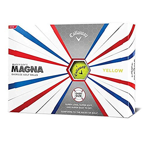 Callaway Golf Supersoft Magna Golf Balls