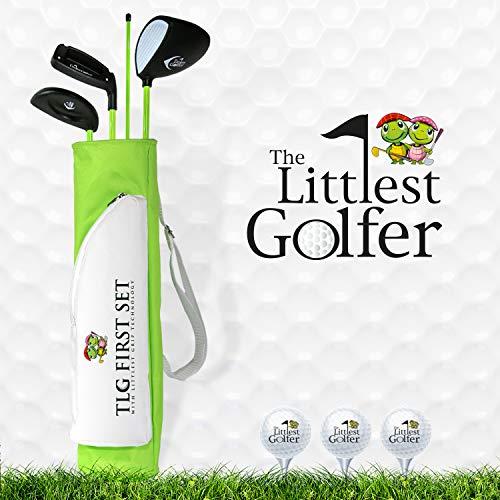 The Littlest Golfer - Toddler golf club