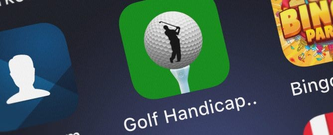 How to calculate golf handicap - AEC Info