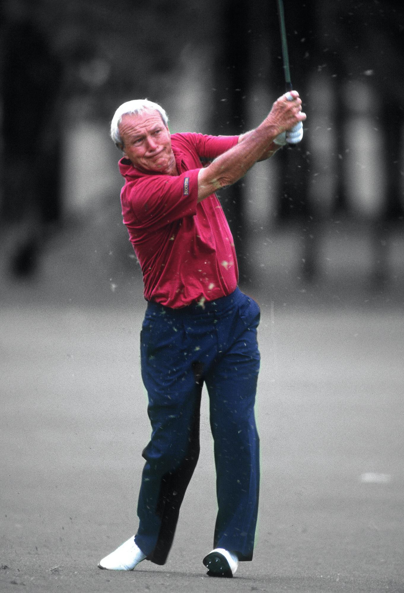 Golf stroke mechanics