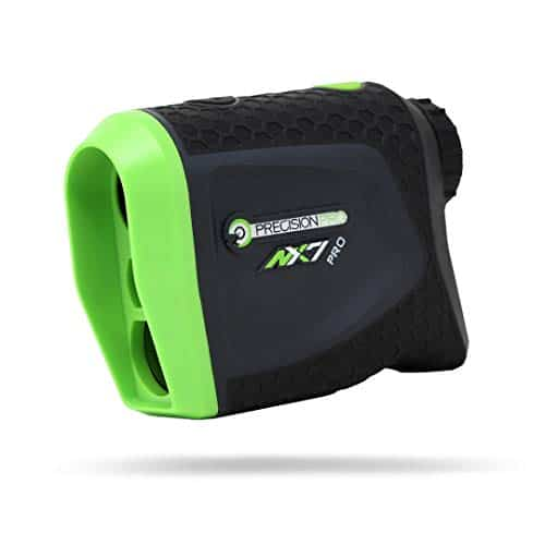 Precision Pro Golf NX7 Pro Slope Golf Laser Rangefinder with Slope