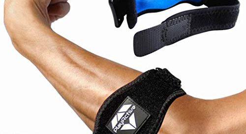 Golfer's elbow strap