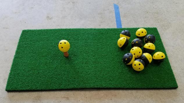 SKLZ Golf Impact ball review - AEC Info