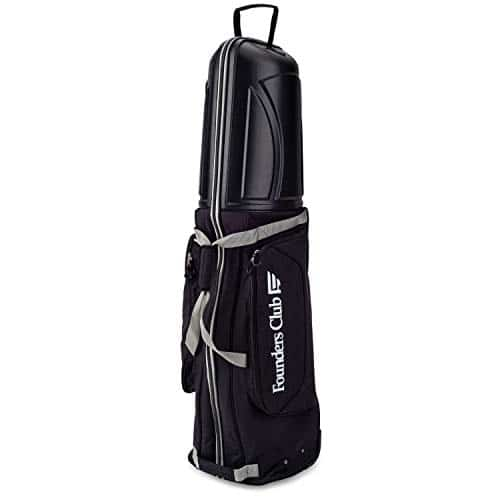 Founders Club Golf Travel Cover Luggage with ABS