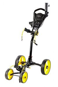 Callaway Trek Compact Golf Push Cart
