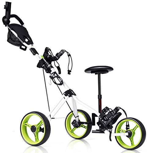 Tangkula Golf PushCart