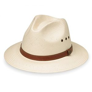 Wallaroo Hat Company Men's Avery Fedora