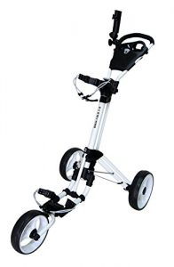 Qwik-Fold 3 Wheel Push Pull Golf CART