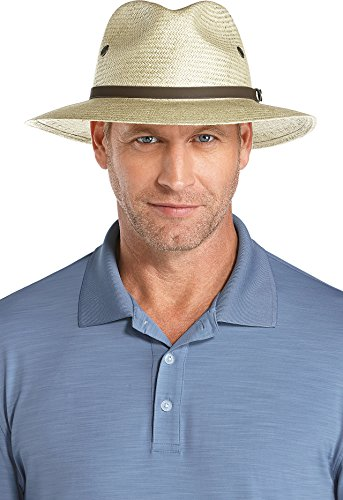 Coolibar UPF 50+ Men's Fairway Golf Hat