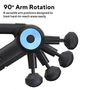 Theragun arm rotation