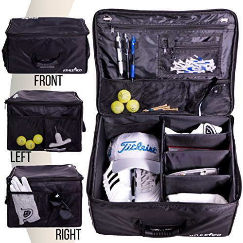 Athletico Golf Trunk Organizer Storage
