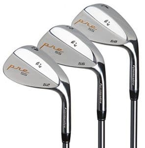 Pinemeadow Pre 3 Wedge Pack