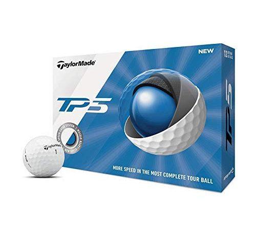 TaylorMade TP5 vs TP5X