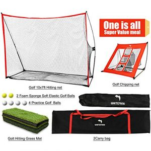 WhiteFang Golf Netting Bundle