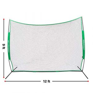 Rukket Barricade Backstop Net