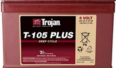 Best Trojan Golf Cart Battery