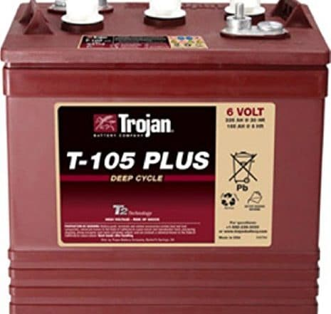 Best Trojan Golf Cart Battery