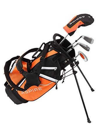 Aspire Junior Plus Complete Golf Set