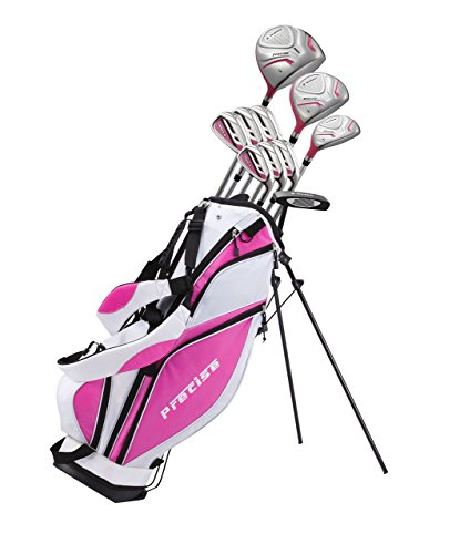 Precise Premium Ladies Women's Golf Clubs Complete Set
