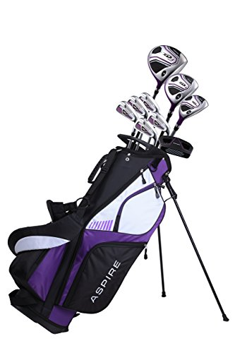 Aspire XD1 Ladies Women's Golf Clubs Set