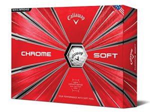 Callaway Golf Chrome Soft Golf Balls