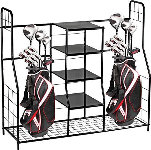 Home-it Golf Storage Organizer