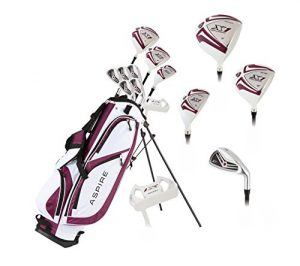 Aspire X1 Ladies - Women's Complete Golf Set