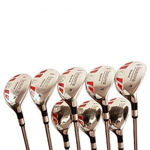 Senior Women's Golf Clubs - iDrive Hybrids