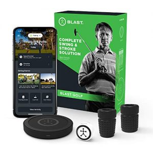 Blast Motion 4.10 Golf Swing Analyzer
