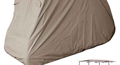 Deluxe 6 Seater Golf Cart Cover