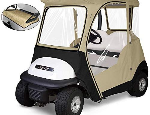 Best Golf Cart Covers and Enclosures