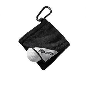 Frogger Golf Amphibian Wet/Dry Golf Ball Towel