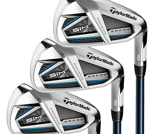 Best TaylorMade irons - AEC Info