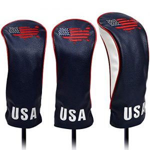 USA Golf Head Covers